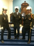 Installing Team with New Commander